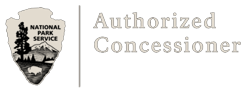 Official Concessionaire of the National Park Service
