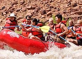 Moab River Rafting