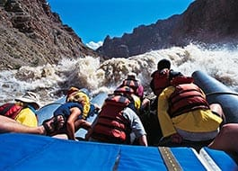 Cataract Canyon Jrig Whitewater Approach