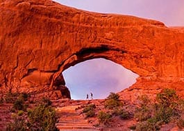 Arches National Park Sunset Tour