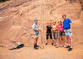 Private Moab Rock Climbing