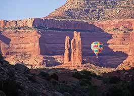 Moab Hot Air Balloon Ride