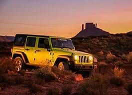 Moab Utah Jeep Castleton