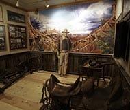 Red Cliffs Lodge  Movie Museum