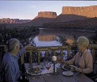 Westwater Canyon Red Cliffs Dining