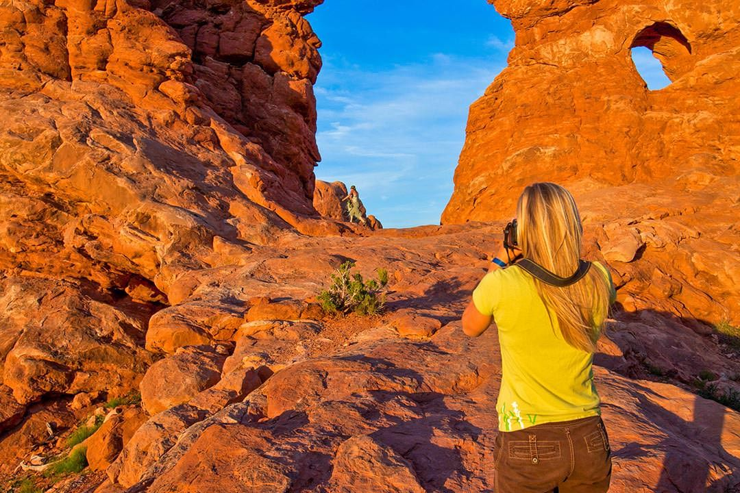 Moab Arches National Park Photography