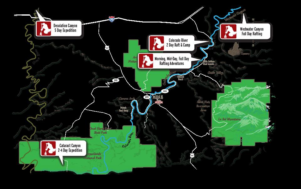 moab river tours