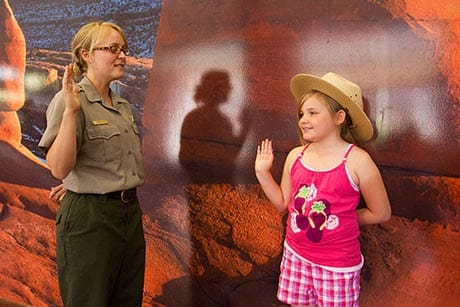 Arches Junior Ranger Program