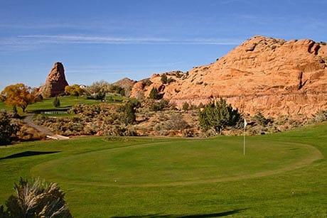 Moab Golf Course 04