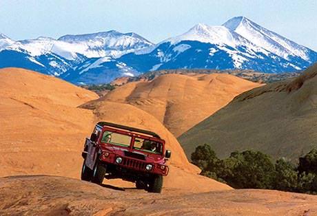 Moab Hummer Tours Lasals Horizontal