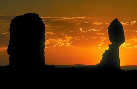 Southwest Vacation Package Arches Balanced Rock