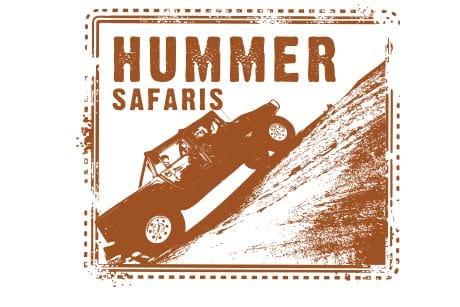 Stamp Hummer