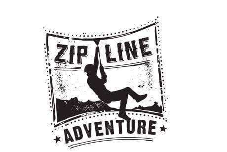 Stamp Zipline