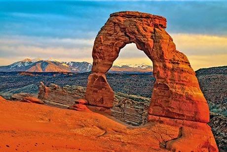 Utah National Parks Arches
