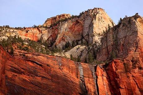 Utah National Parks Zion