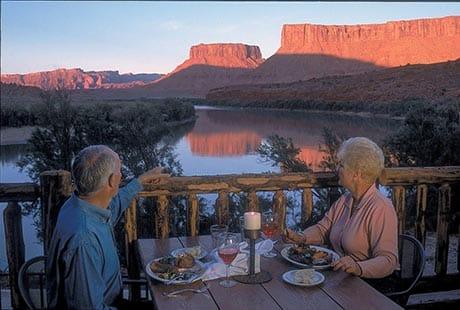 Westwater Multisport Red Cliffs Dinner