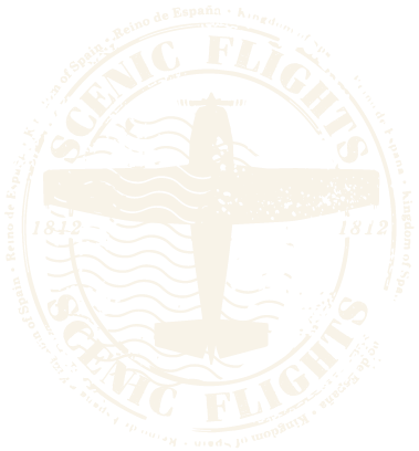 Scenic Flights Stamp