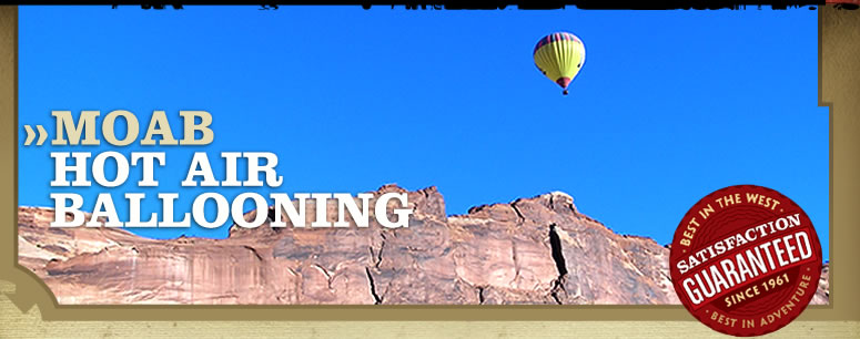 Moab Hot Air Balloon Rides