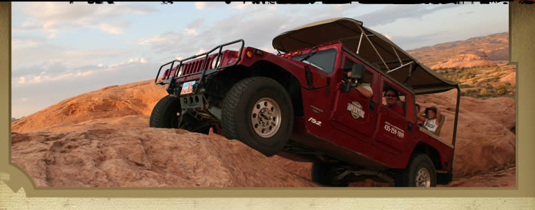 Moab Off-Road 4x4 Tours