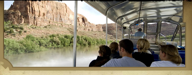 Colorado River Jetboat Tours