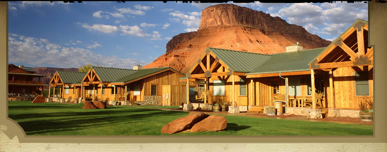 Moab Lodging » Sorrel River Ranch Resort in Moab