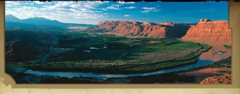 Moab Maps Colorado River Map Moab Utah Map - Show me a map of utah