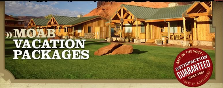 Moab Vacation Packages