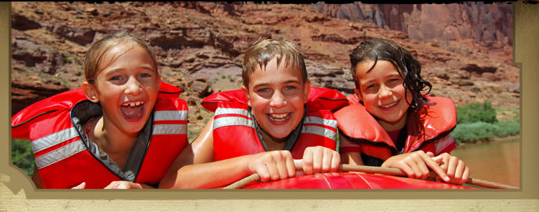 Family Trips in Moab, Utah